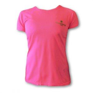 Bootcamp Team t-shirt dames (zwart en roze)